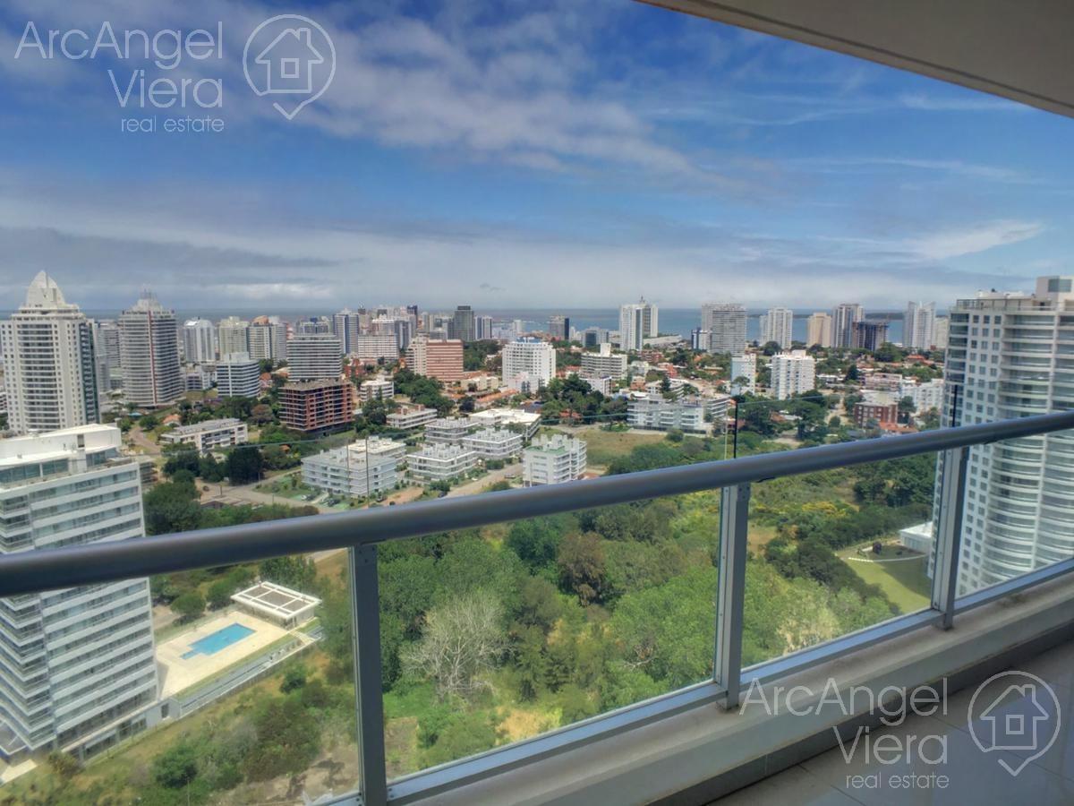 departamento  de 4 dormitorios en torre de categoria, servicios premium, playa brava  -torre one