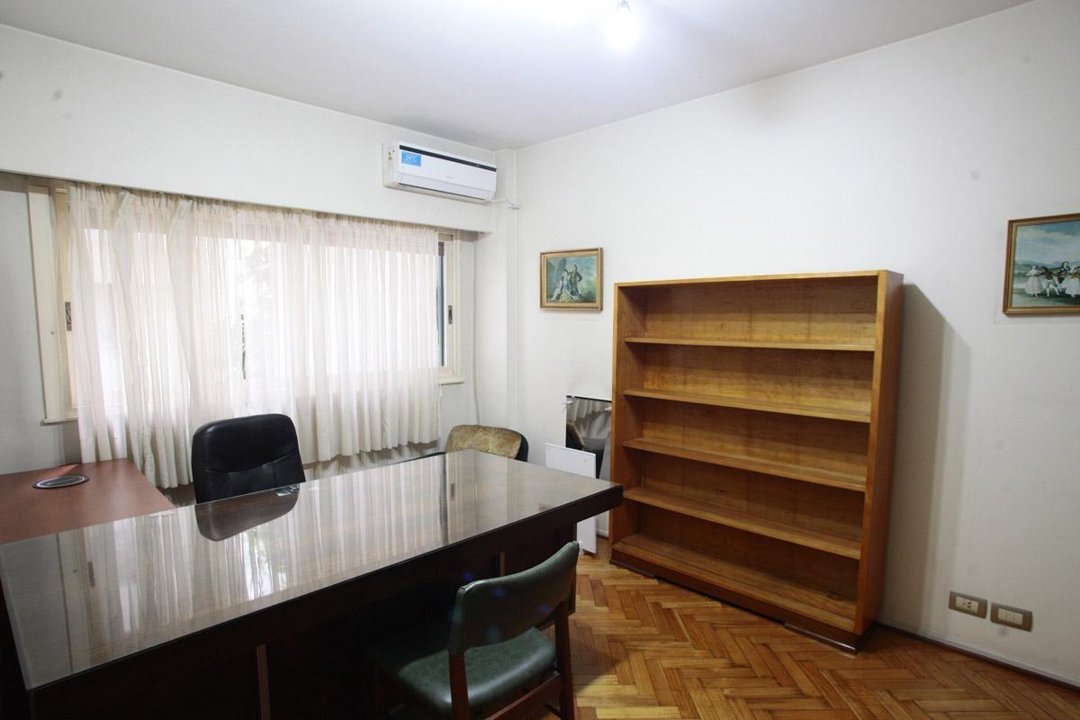 departamento de 5 ambientes en recoleta