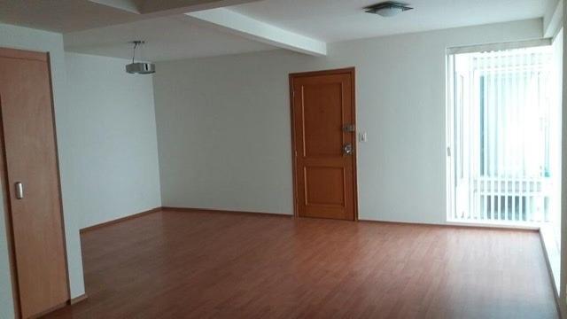 departamento de 90 m2, 2 recámaras y 2 baños completos