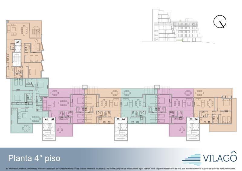 departamento de cuatro ambientes con dependencia en  puerto escondido
