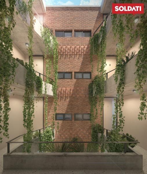 departamento  de dos ambientes en venta en roosevelt- belgrano