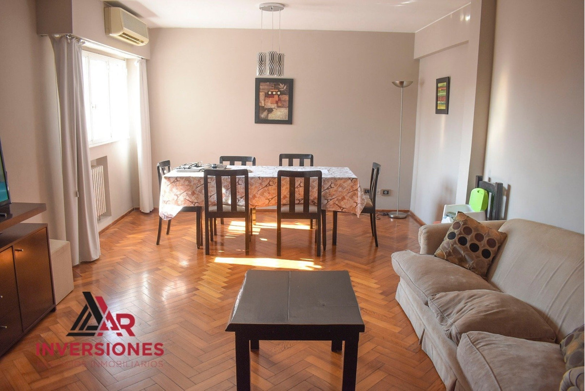 departamento de dos dormitorios en microcentro - 87 m2