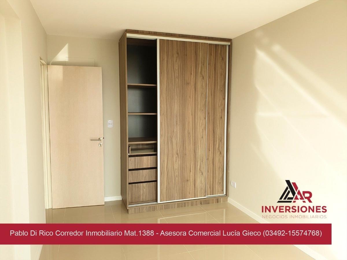 departamento de dos dormitorios en venta - calidad constructiva