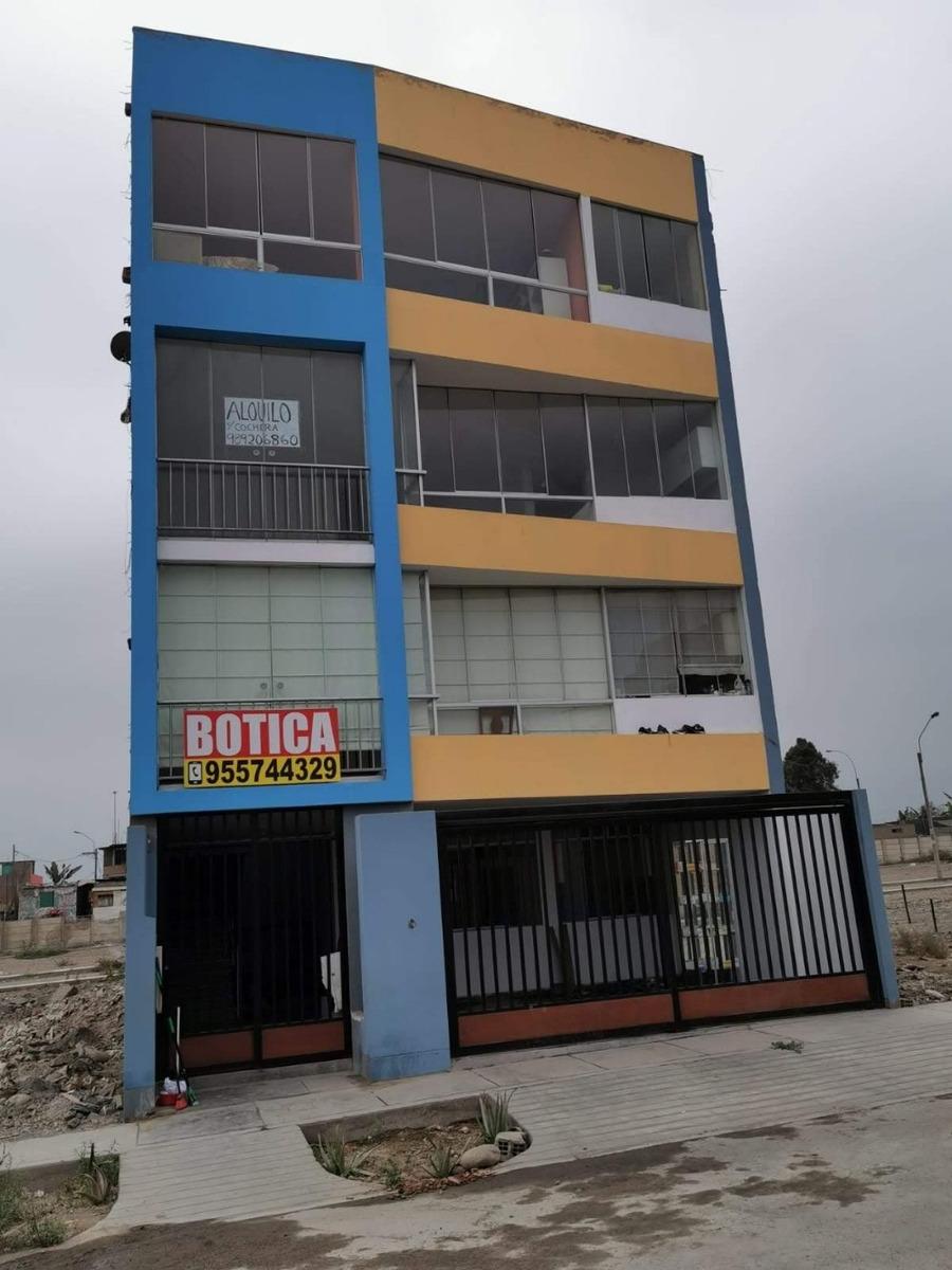 departamento de estreno en carabayllo