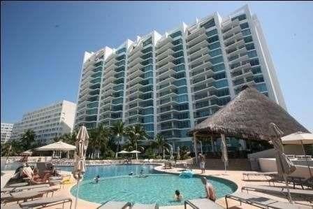 departamento de lujo 3 rec frente al mar en cancún