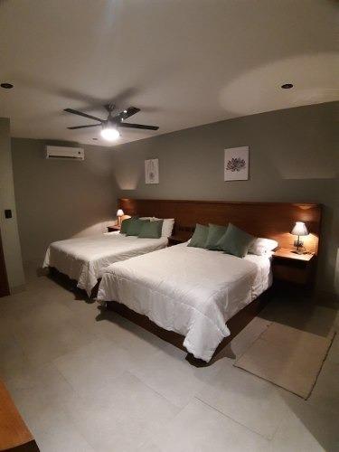 departamento de lujo a 2 cuadras del mar it hotel playa del carmen p3098