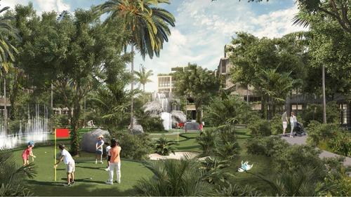 departamento de lujo en el corazón de la riviera maya p3145