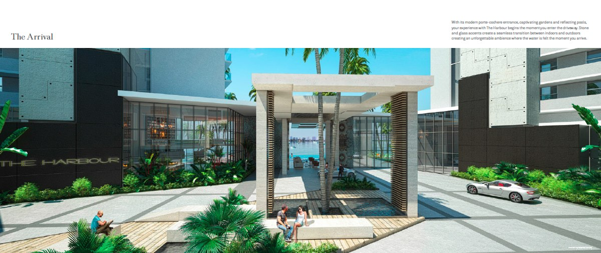 departamento de lujo en north miami beach 2 bed + den + 2 b