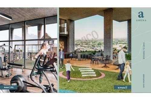 departamento de lujo ideal para inversionistas frente a parque fundidora