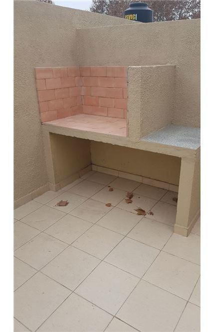 departamento de pasillo 1 dormitorio.