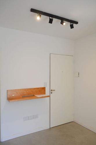 departamento de pasillo 2 dormitorio a la venta en rosario