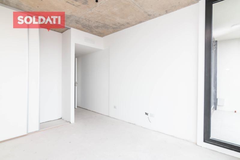 departamento de tres ambientes en  venta en palmera caballito