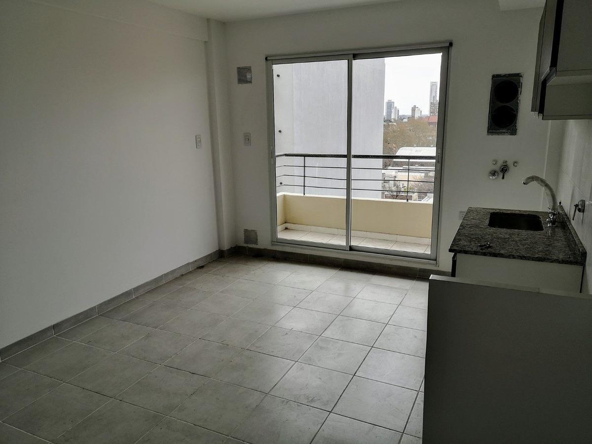 departamento de un dormitorio - 40 m2 - santa fe 2800