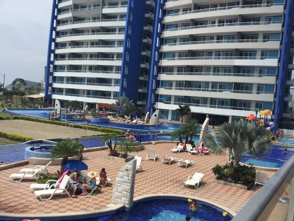 departamento, diamond beach, tonsupa, esmeraldas, ecuador