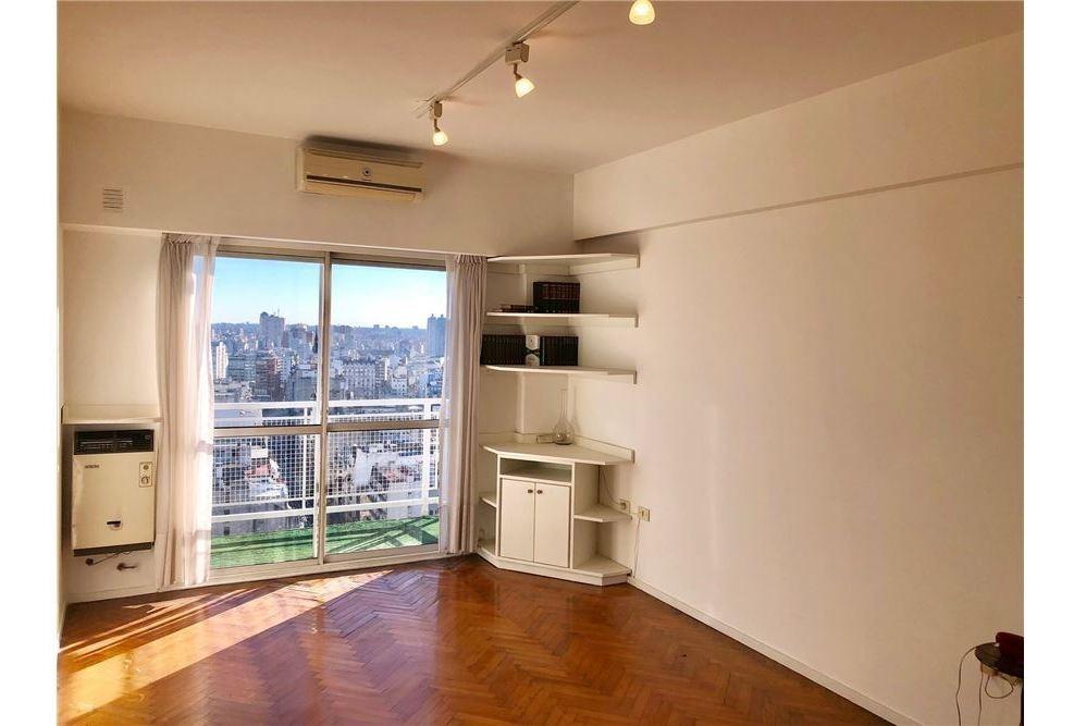 departamento dos amb. piso 23 - venta - once