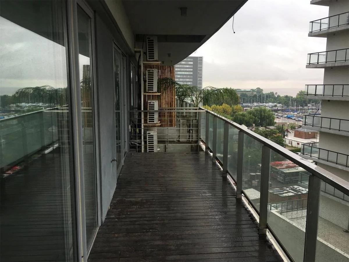 departamento dos ambientes torres mayor vista al rio