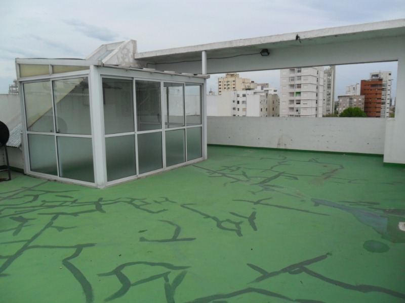 departamento dos dormitorios con terraza propia
