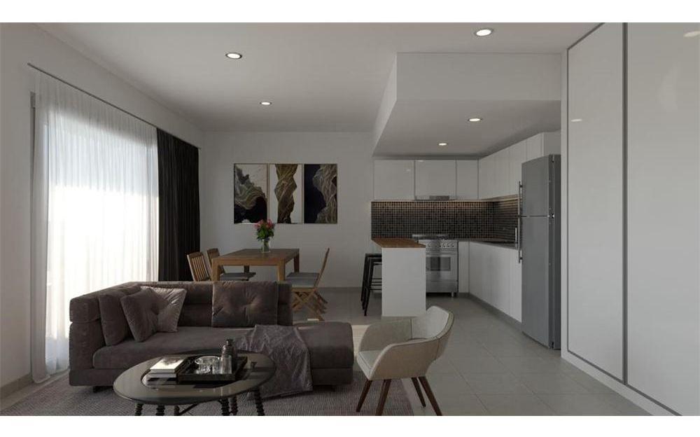 departamento dos dormitorios, la plata con balcón
