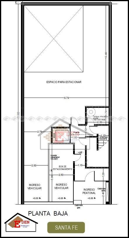 departamento duplex de 1 dormitorio santa fe y callao