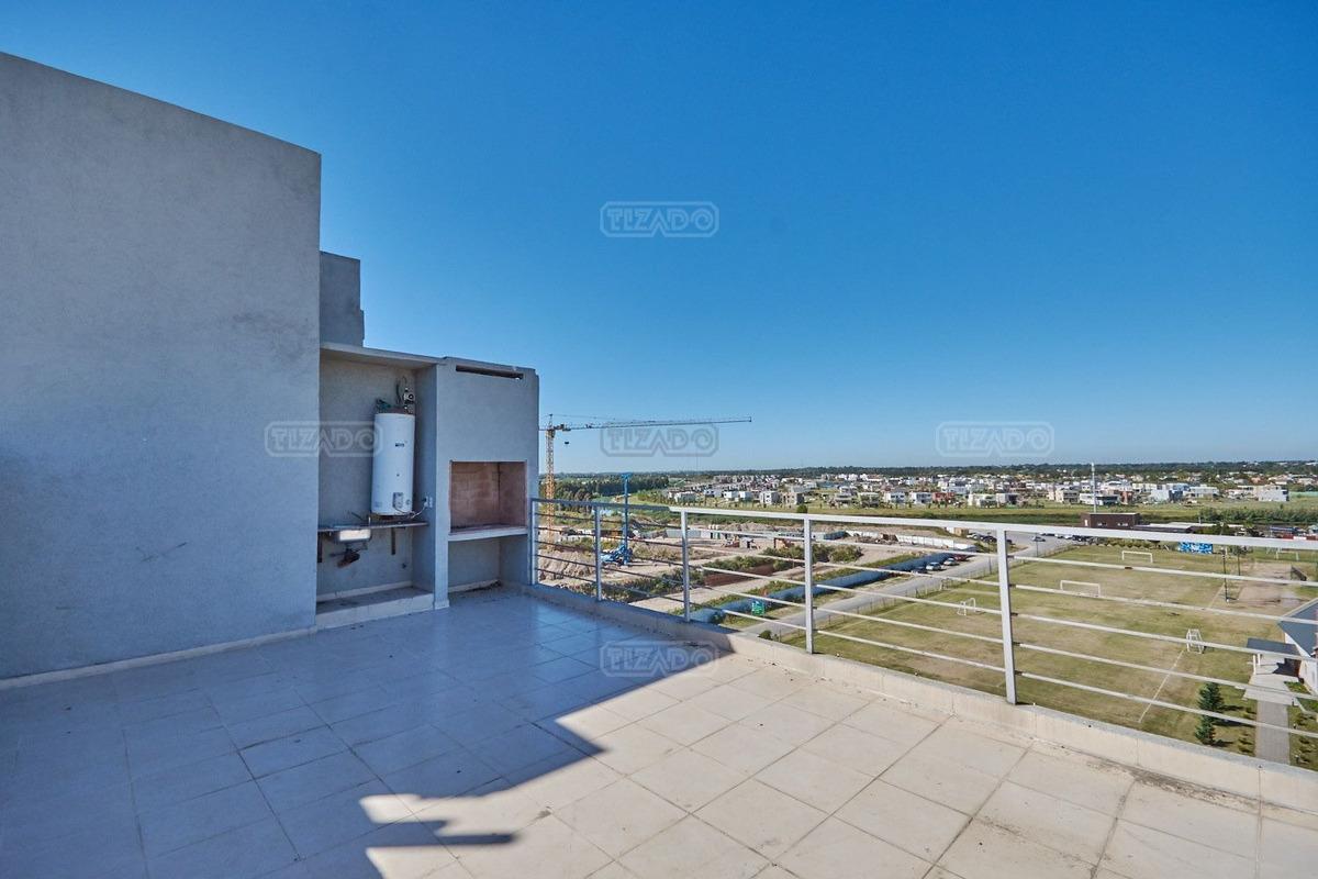departamento duplex  en venta ubicado en insignia (el palmar), nordelta
