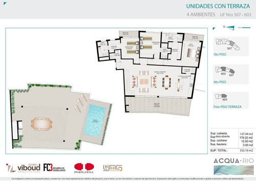 departamento duplex  en venta ubicado en islas del canal, nordelta