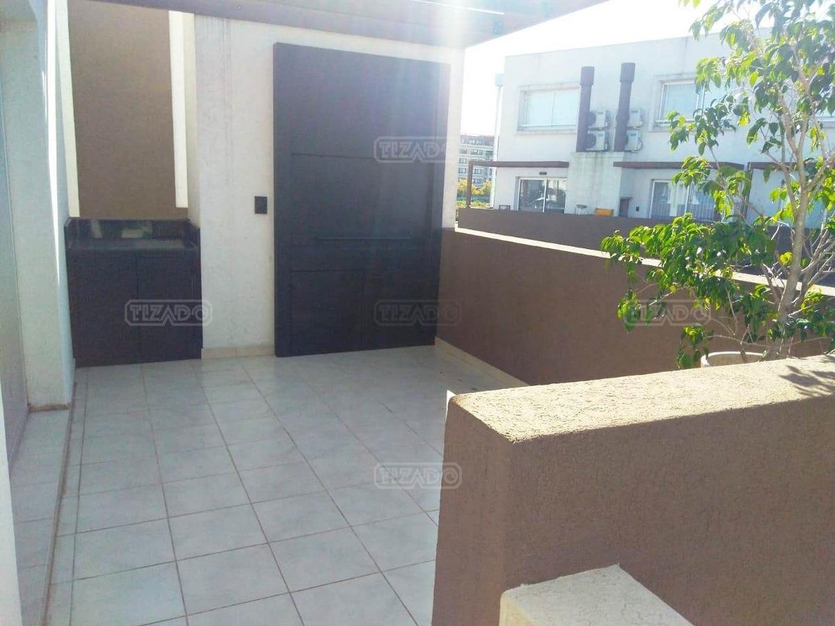 departamento duplex  en venta ubicado en sendero, nordelta