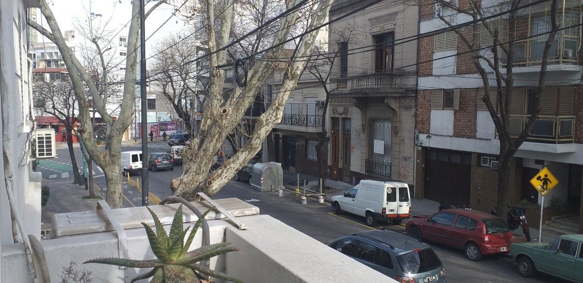 departamento edificio 2 pisos terraza alermo 4 ambientes