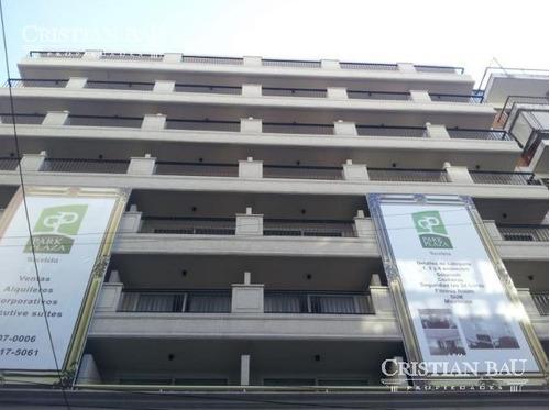departamento edificio park plaza - recoleta - peña 2500