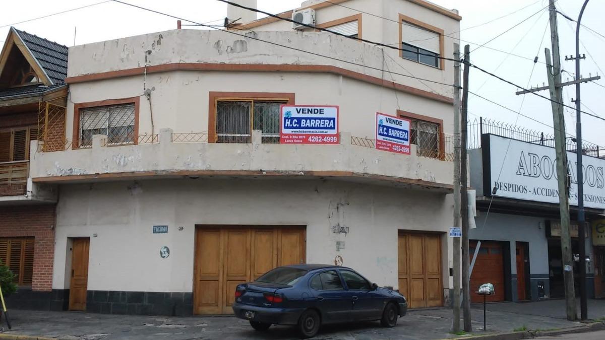 departamento en 2 plantas con 2 locales en venta