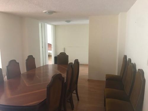 departamento en 3er piso, del valle $ 4,200,000. 123 mts.