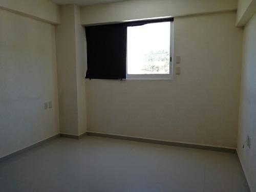 departamento en acapulco sin muebles vista a la bahia