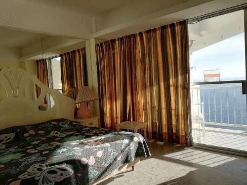 departamento en acapulco vista a la bahia torres gemelas
