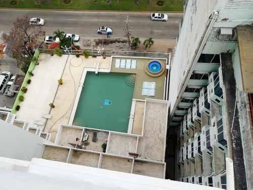 departamento en acapulco vista total a la bahia