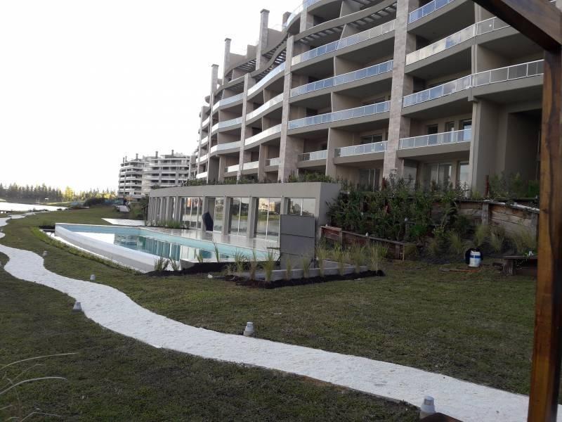 departamento en acqua golf nordelta 3 amb. mas terraza!