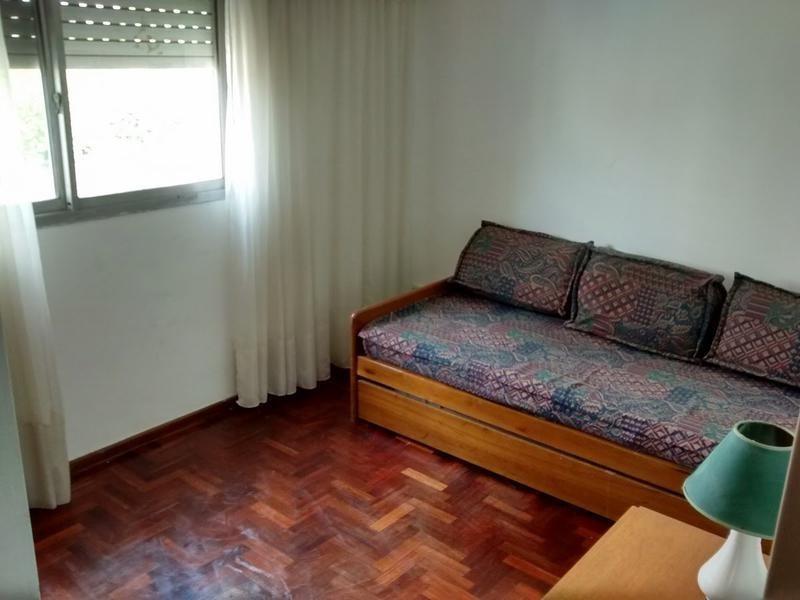 departamento en alquiler 2 dormitorios en campana centro sobre av rocca. amoblado