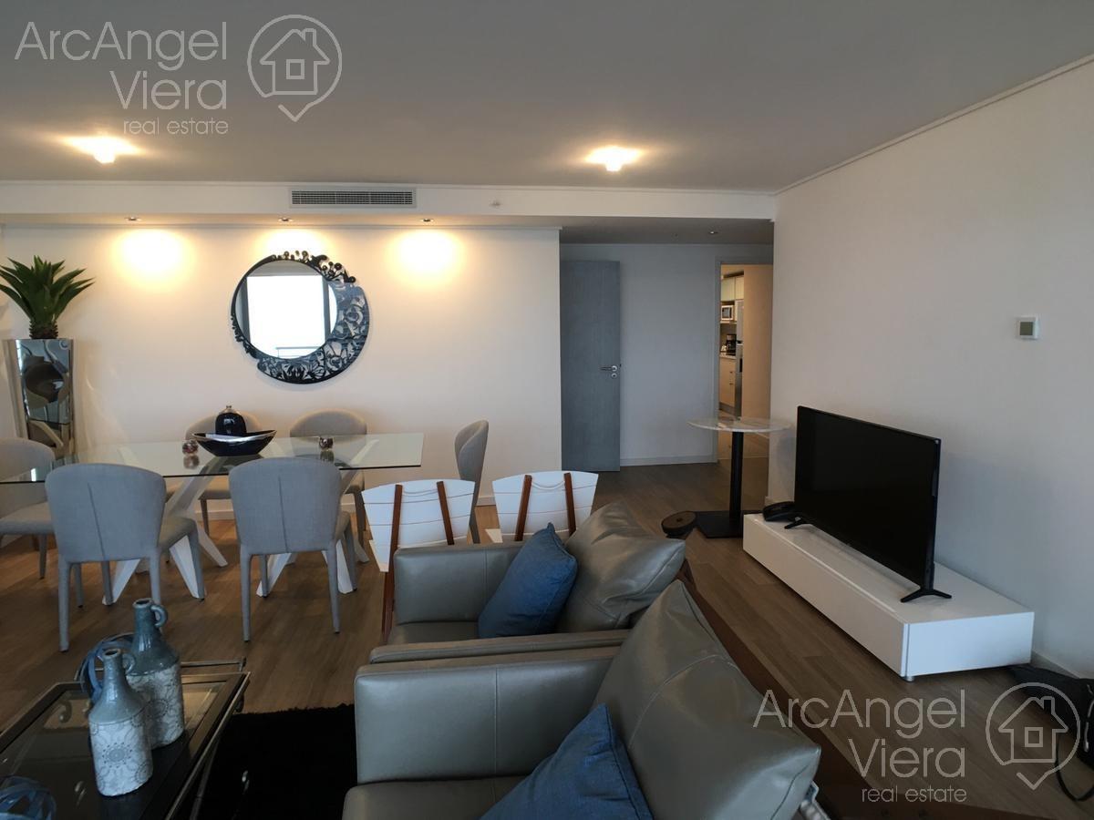 departamento en alquiler anual  2 dormitorios  en suite , zona conrad
