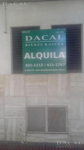 departamento en alquiler en la plata calle 14 e/ 58 y 59 dacal bienes raices