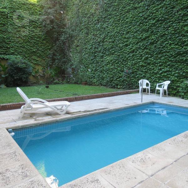 departamento en alquiler temporario. 1 ambiente en palermo c/ piscina. sin garantía!