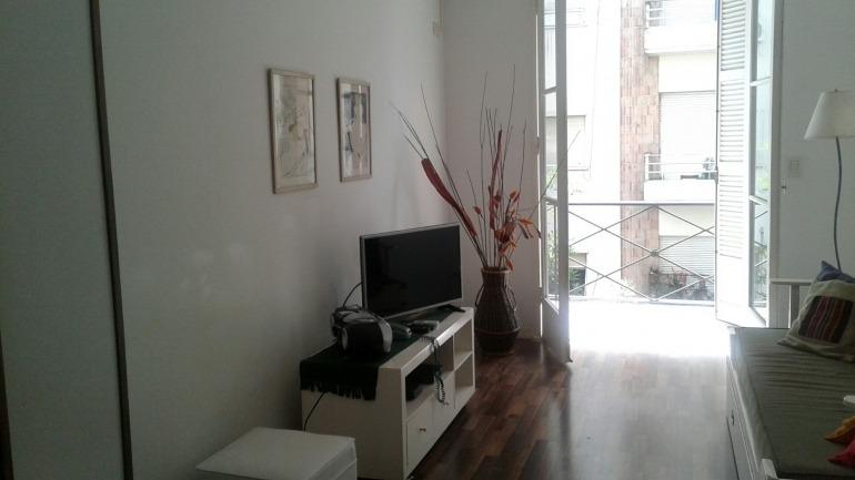 departamento en alquiler temporario 2 ambientes azcuã©naga 1400