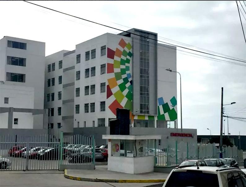 departamento en anticresis, hospital docente de calderon