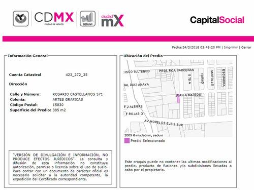 departamento en artes graficas mx18-eg9399