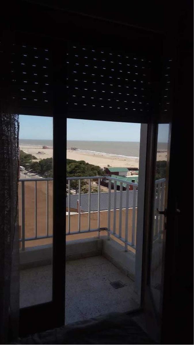 departamento en avda costanera 8vo piso hermosa vista al mar