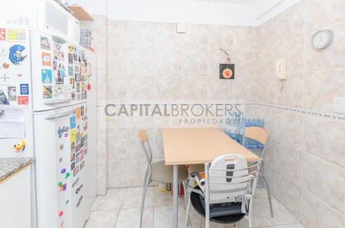 departamento en belgrano 3 ambientes con cochera