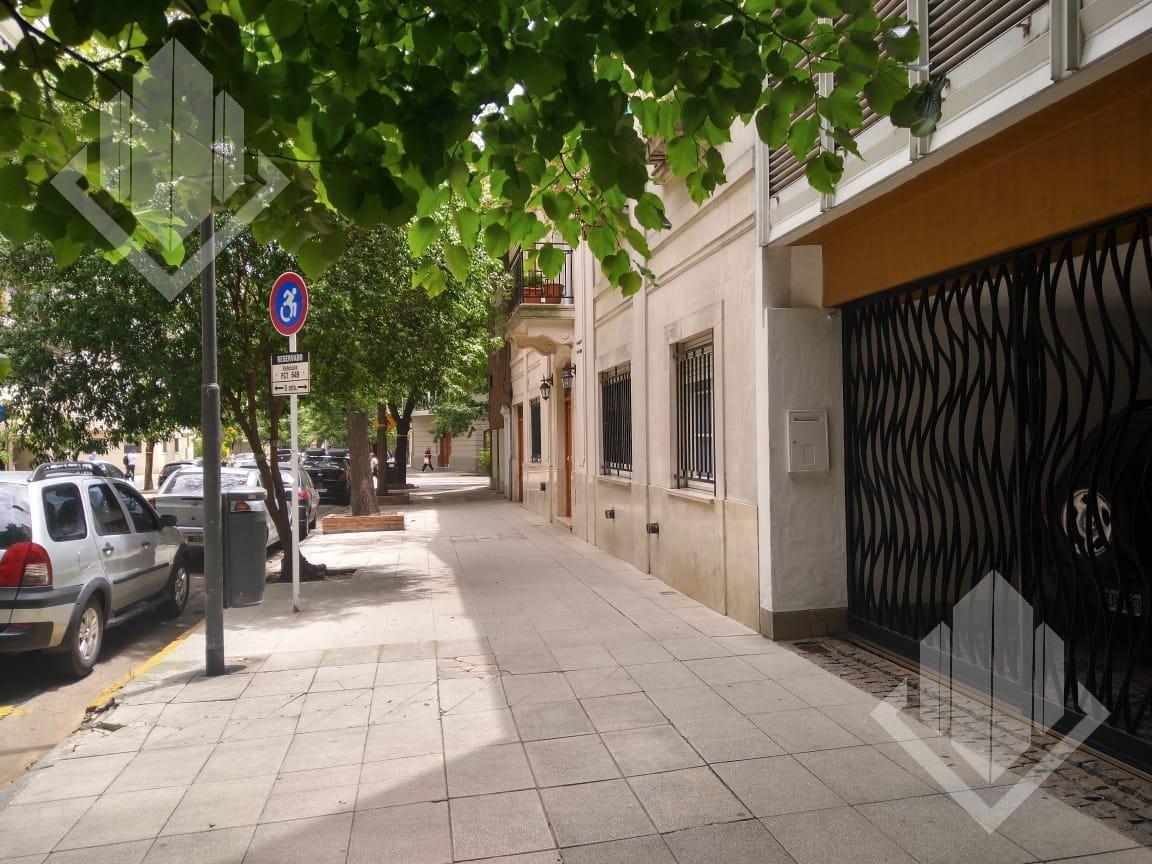 departamento en belgrano! semipiso en edificio patrimonio arquitectónico de la ciudad
