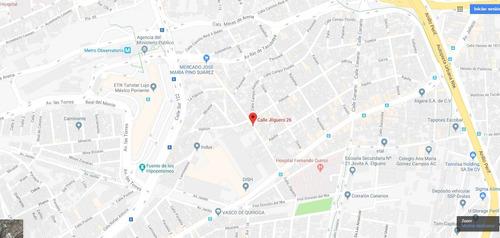 departamento en bellavista mx18-ed0315