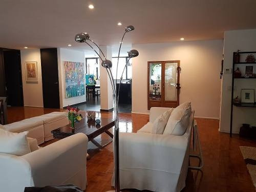 departamento en calle sudermann, col. polanco