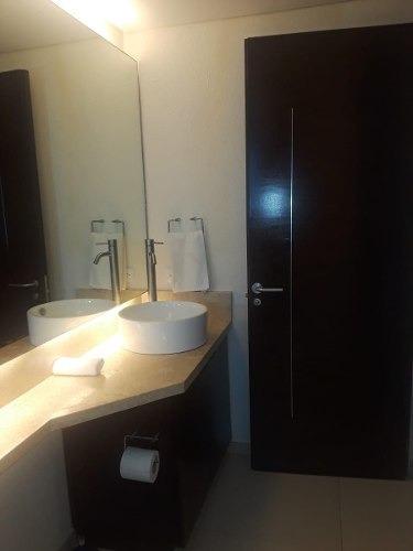 departamento en cancún towers 2 rec con 2.5 baños
