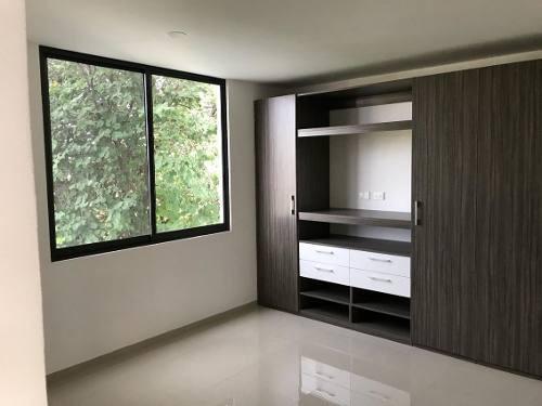 departamento  en chapultepec / cuernavaca - caen-136-de