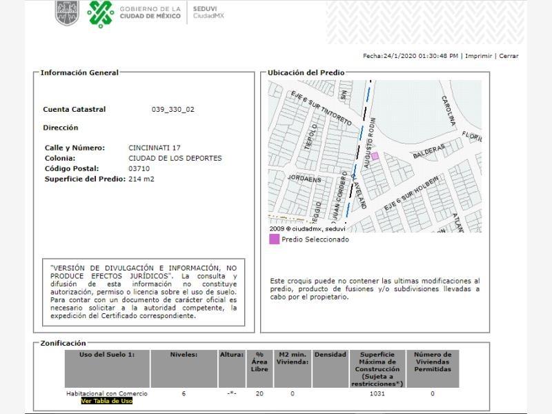 departamento en ciudad de los deportes  4903