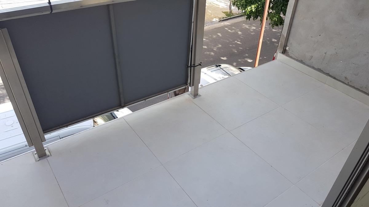 departamento en construccion 2amb con balcon , tza y quincho